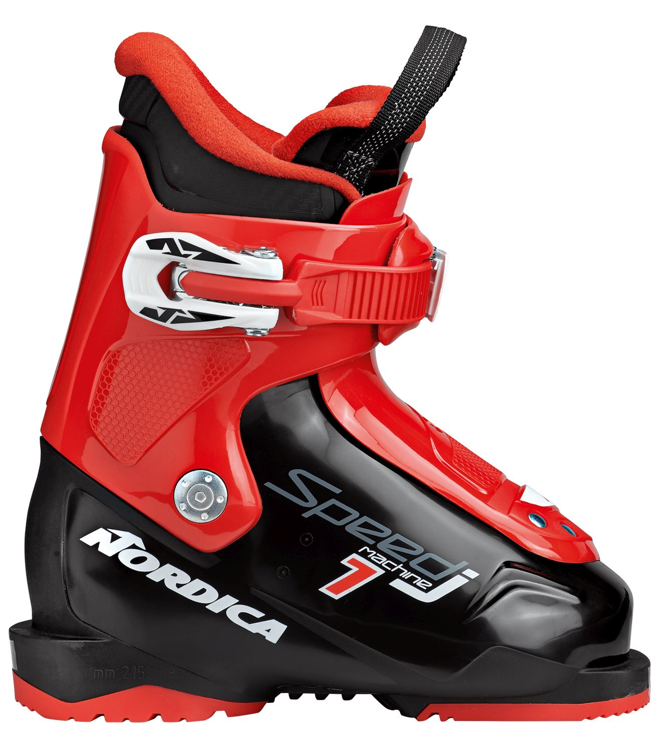 Nordica Speedmachine J 1 - black-red 145