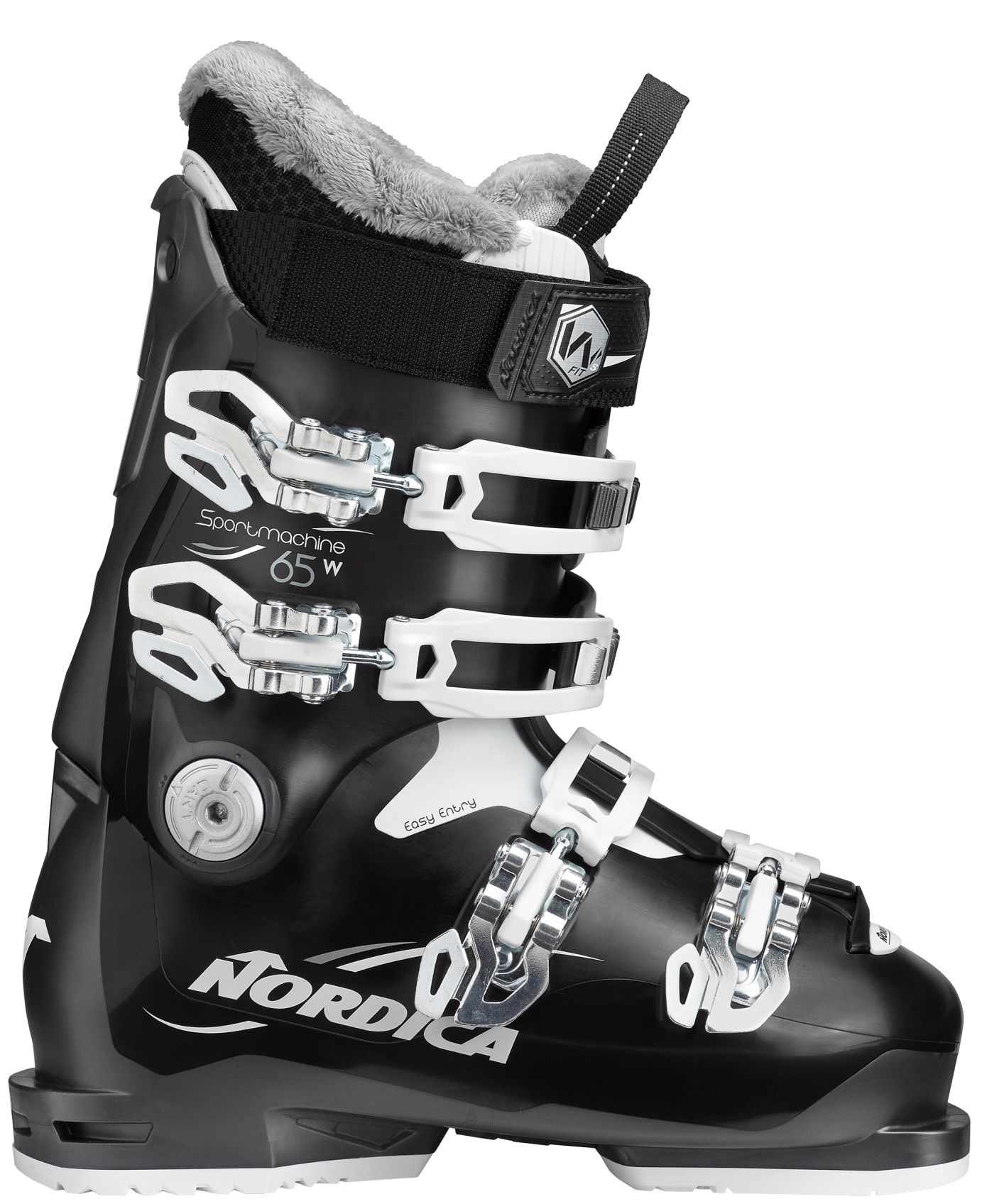 Nordica Sportmachine 65 W - black-anthracite-white 235