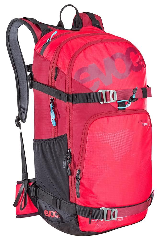 Batoh Evoc Line Team 28l – red ruby - Ski a Bike Centrum Radotín 56bc64d735