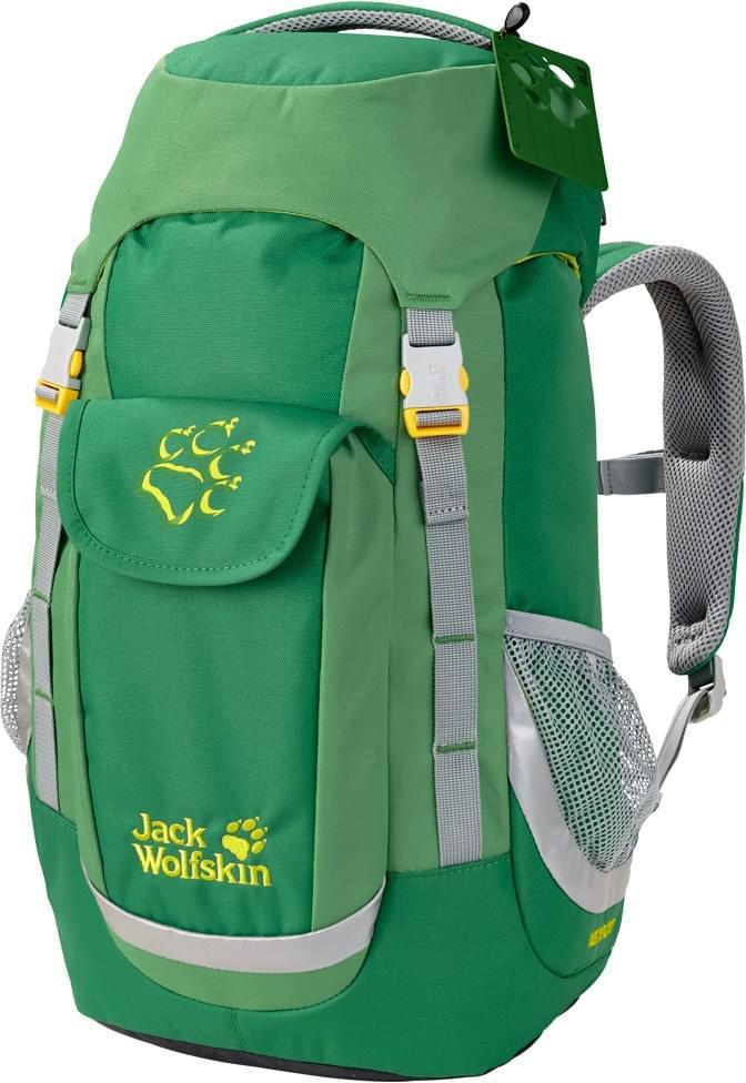 b30d22500d7 Dětský outdoorový batoh Jack Wolfskin Kids Explorer - leaf green ...