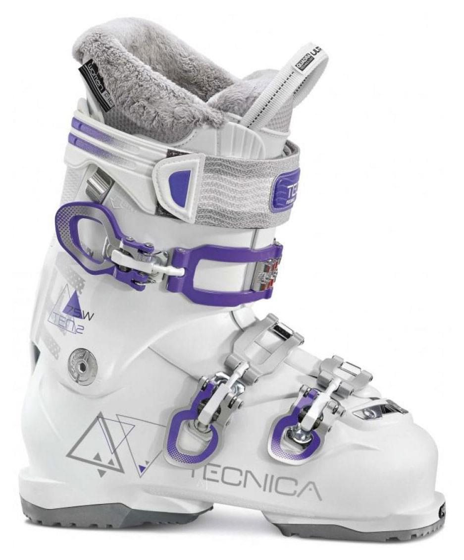 Dámské lyžařské boty Tecnica TEN.2 75 W C.A. - White 235