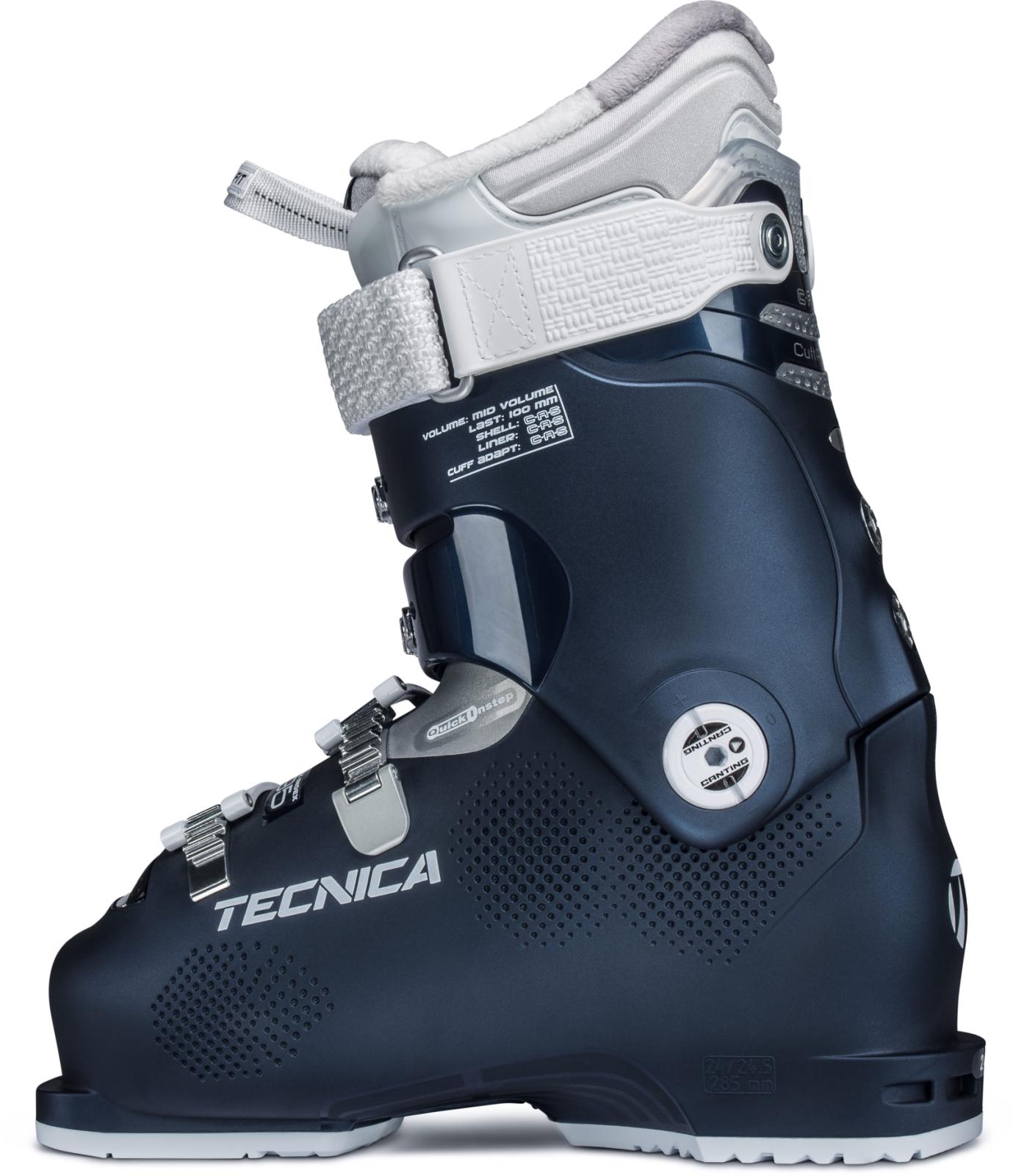 f2f782e9b23 Dámské lyžařské boty Tecnica Mach1 95 W MV - night blue - Ski a Bike ...