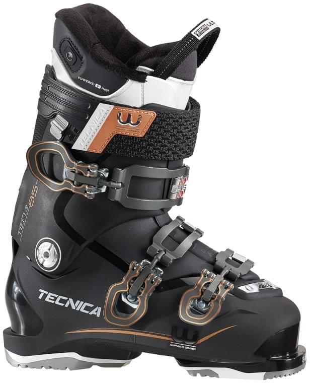 Dámské lyžařské boty Tecnica TEN.2 85 W C.A. HEAT - black - Ski a ... fe9e39e498