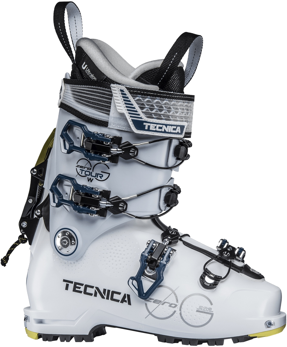 Tecnica Zero G Tour W - white/ice 265
