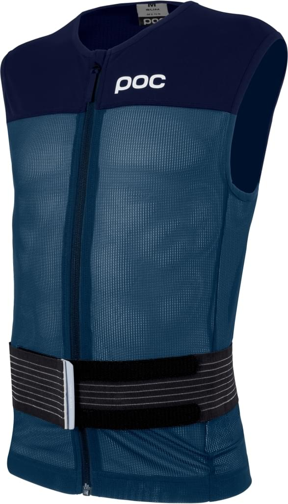 POC Spine VPD air vest - cubane blue S-SLIM