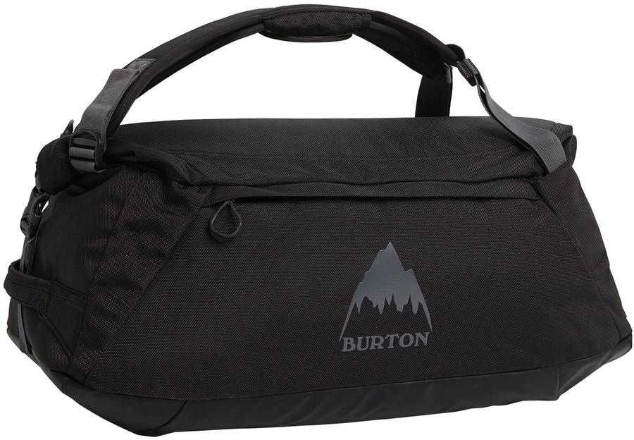 Burton Multipath Duffle Bag 60L+ True Black Ballistic uni