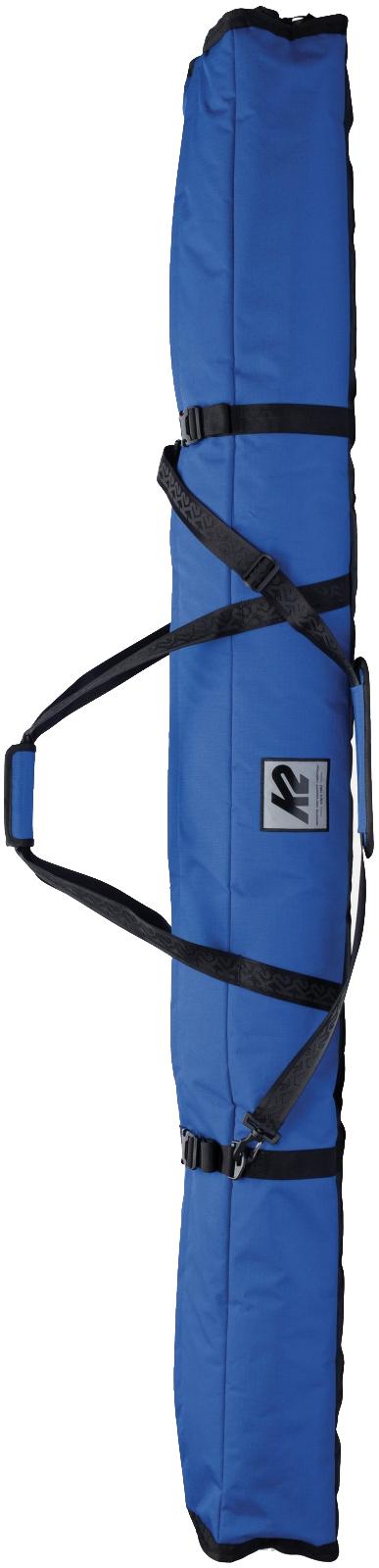 K2 K2 Double Padded Ski Bag - Blue 175 cm