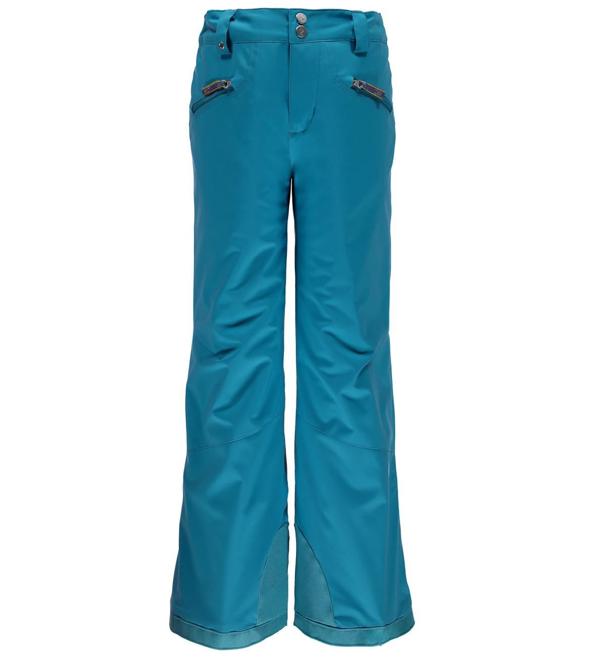 Dívčí membránové lyžařské kalhoty Spyder Vixen Tailored Pant 8