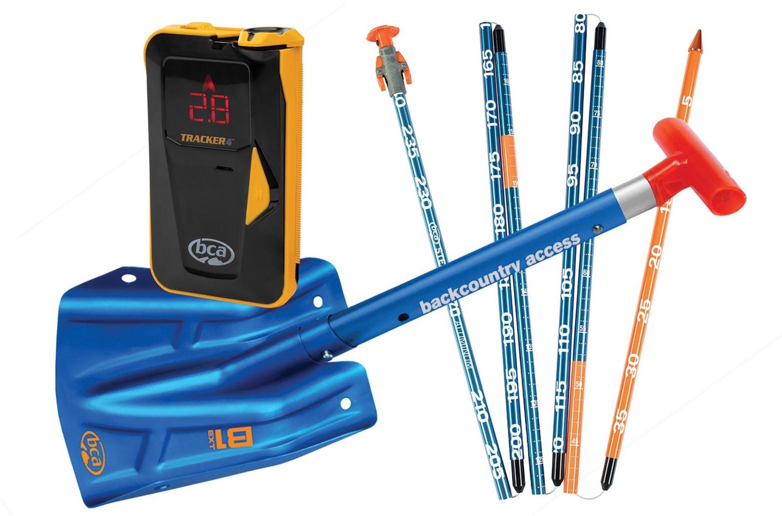 BCA T4 Rescue Package Set uni