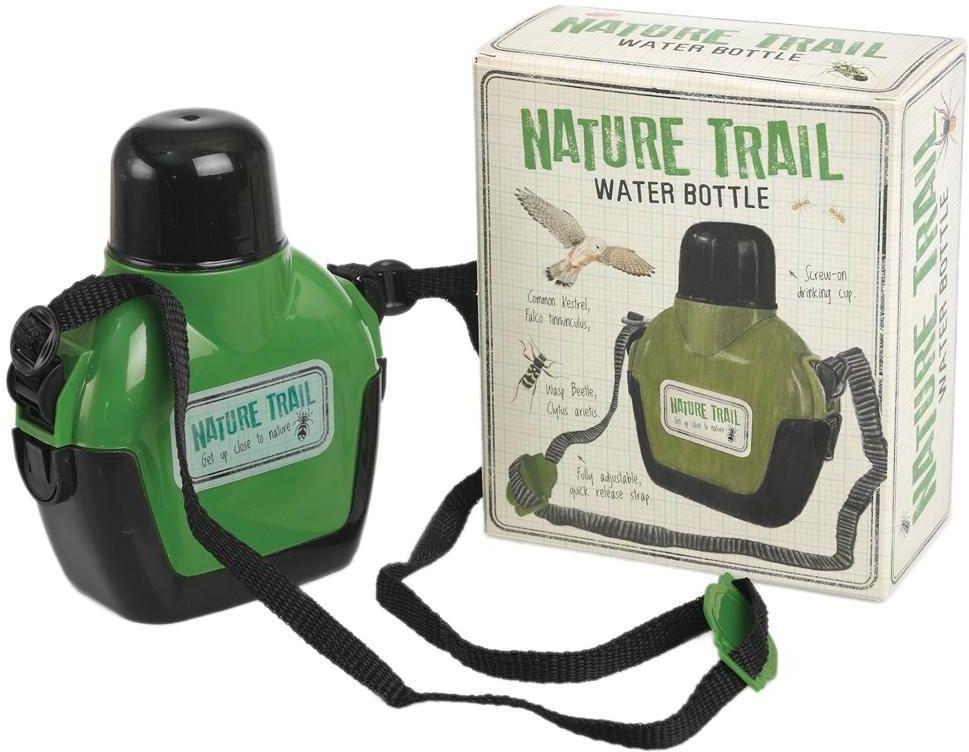 Dětská průzkumnická láhev na vodu Nature Trail Water Bottle uni