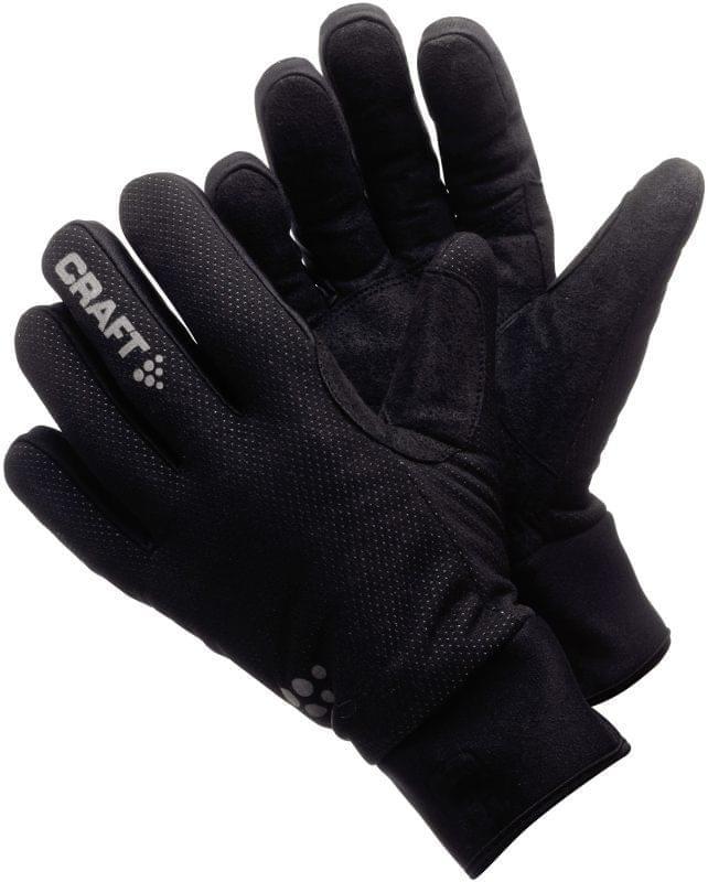 fd968af17e5 Rukavice Craft Active Glove - černá - Ski a Bike Centrum Radotín
