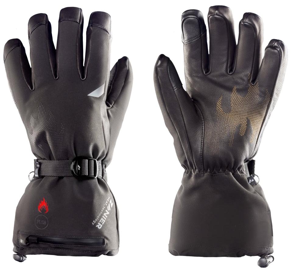 Zanier Heat.STX - black 6.5