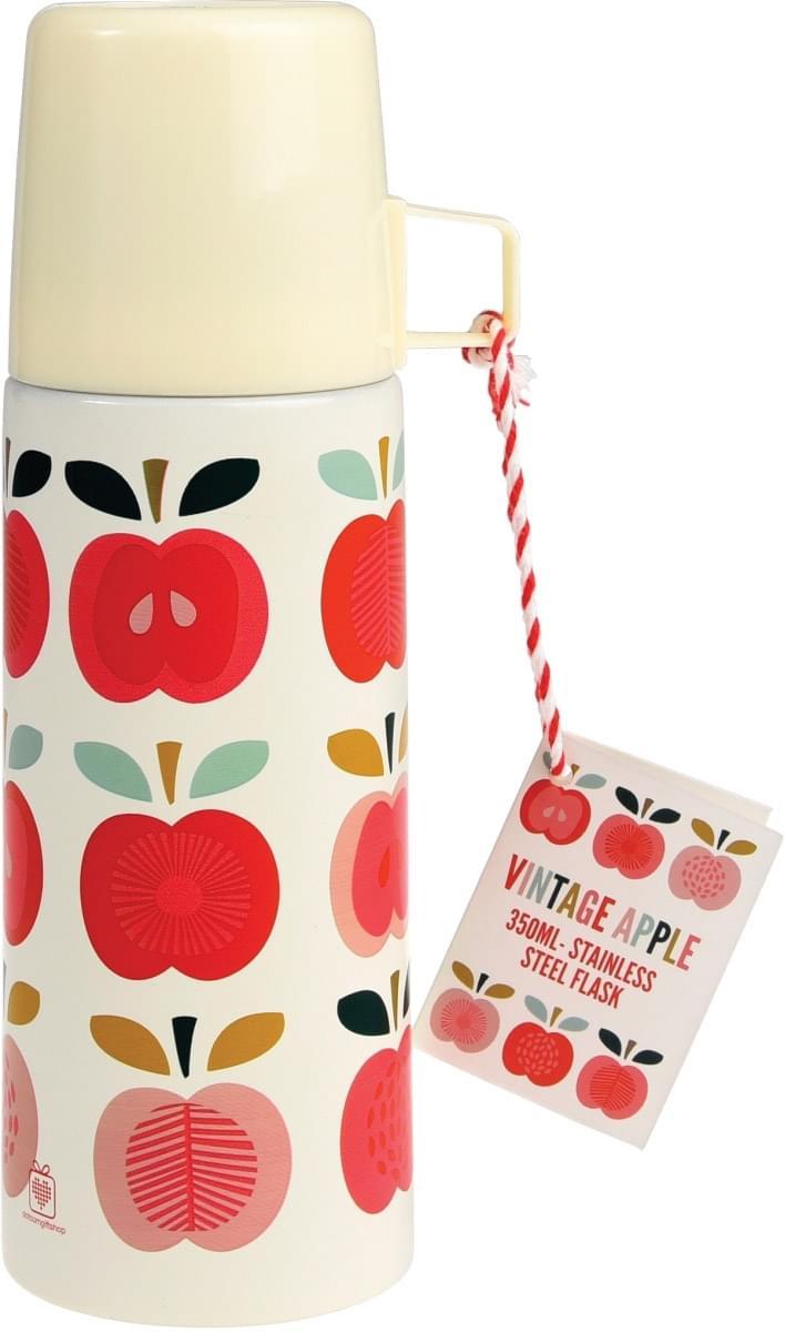 Dětská termoska s hrnečkem - jablíčko uni