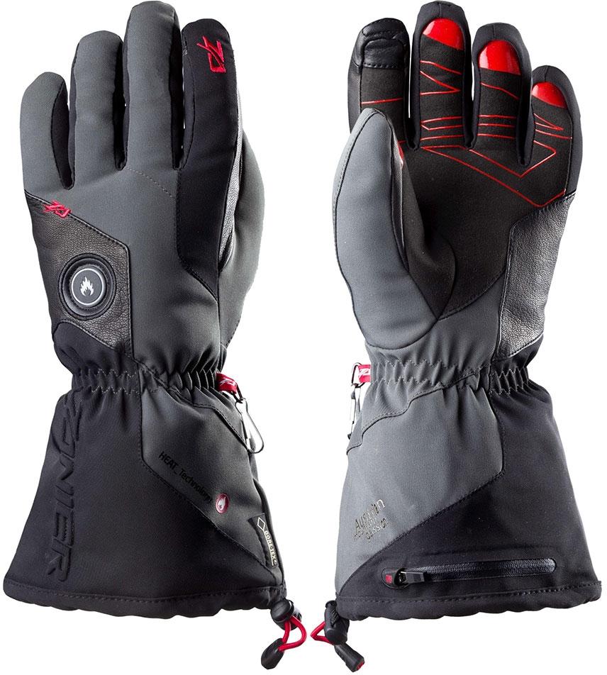 Vyhřívané rukavice Zanier Aviator.GTX - black - Ski a Bike Centrum ... a79954ca72