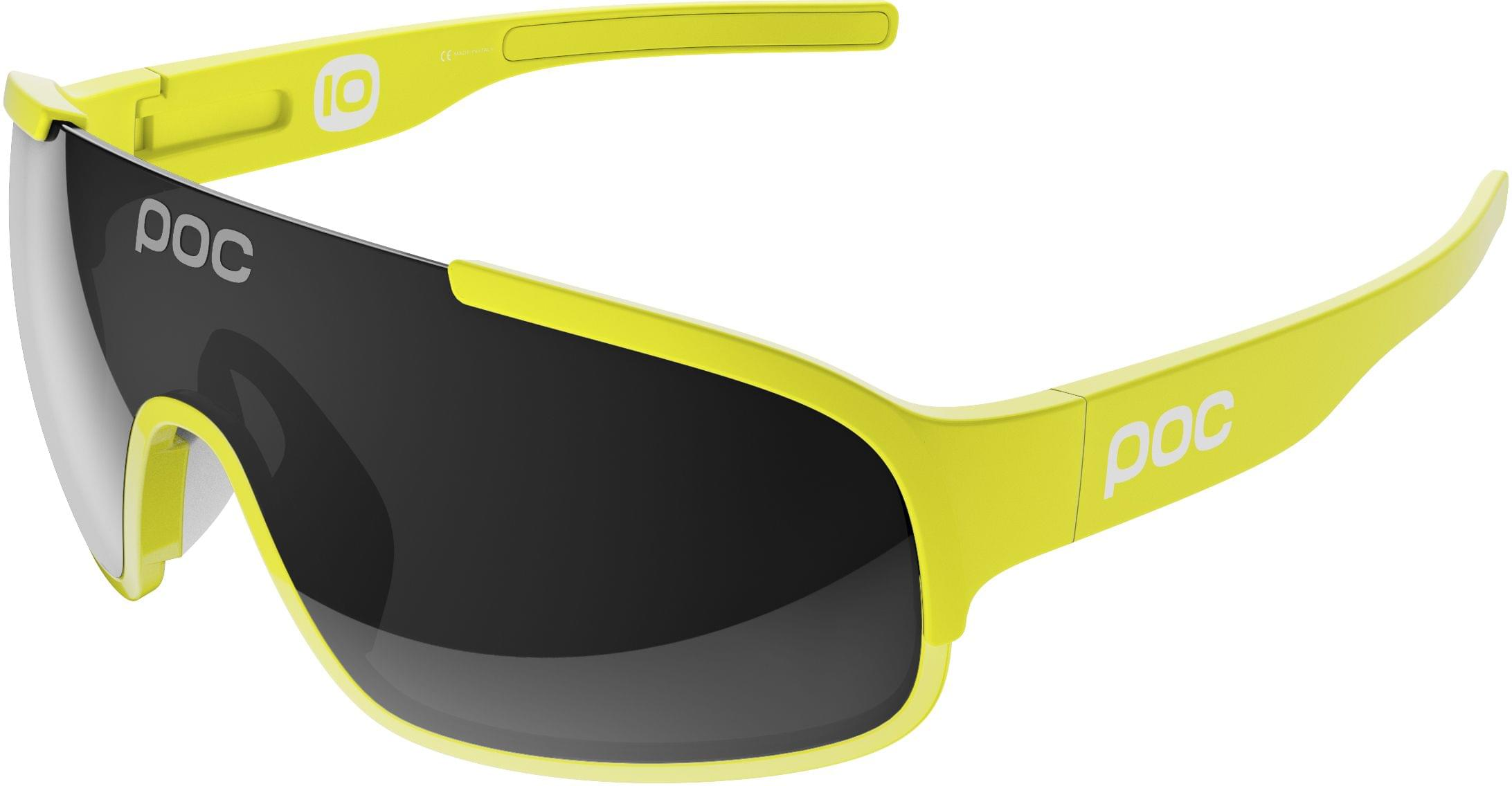 2f1f8350135 Sluneční brýle POC Crave - unobtanium yellow grey - Ski a Bike ...