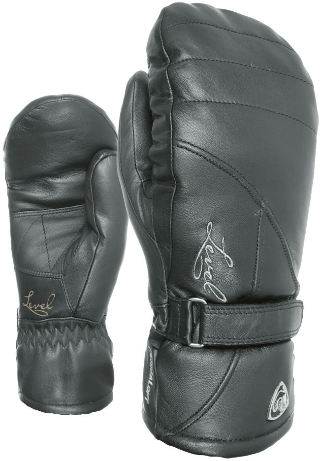 Level CLassic W Mitt - black 6,5