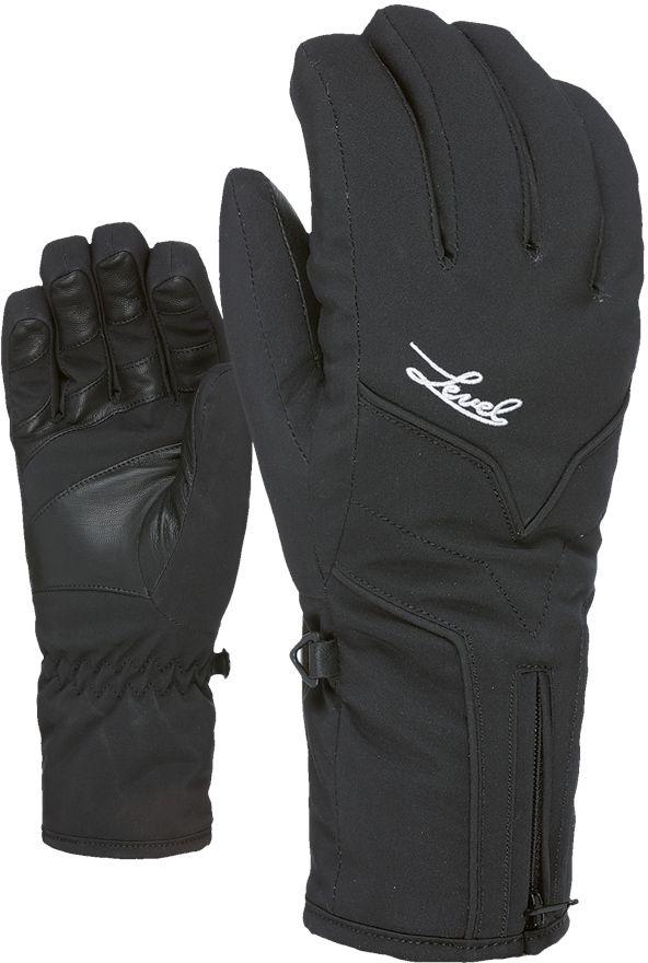 Dámské lyžařské rukavice Level Liberty W Gore-Tex - Black - Ski a ... bd5036b37a