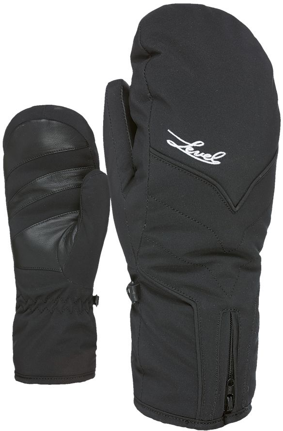 Level Liberty W Mitt Gore-Tex - Black 6,5