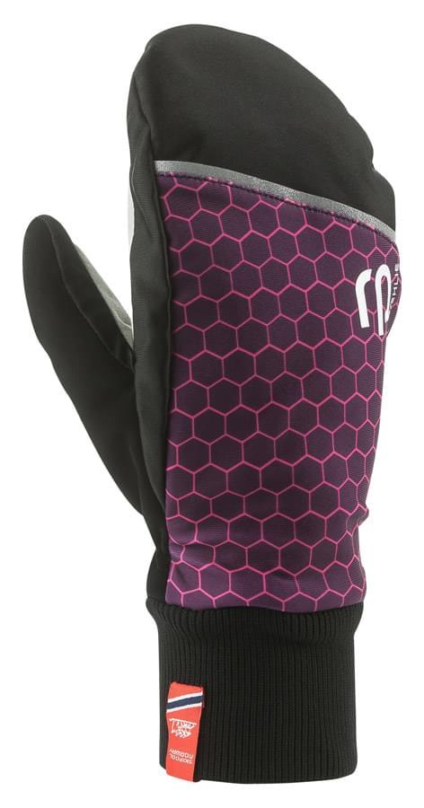29a2fe4c473 Běžecké palčáky Bjorn Daehlie Stride Potent Purple - Ski a Bike ...