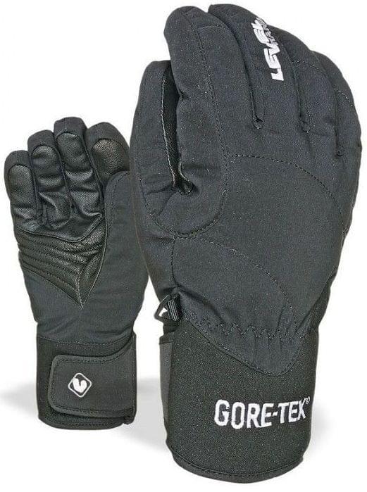 Lyžařské rukavice Level Force Gore-Tex - black - Ski a Bike Centrum ... cfe516b967