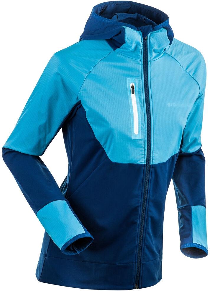 Bjorn Daehlie Full Zip Sweater Wmn - 25300 S