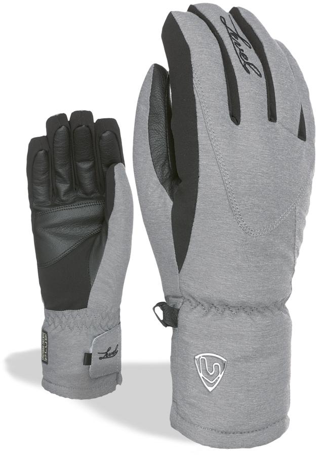 Dámské lyžařské rukavice Level Alpine W - Silver - Ski a Bike ... 1b4845addf