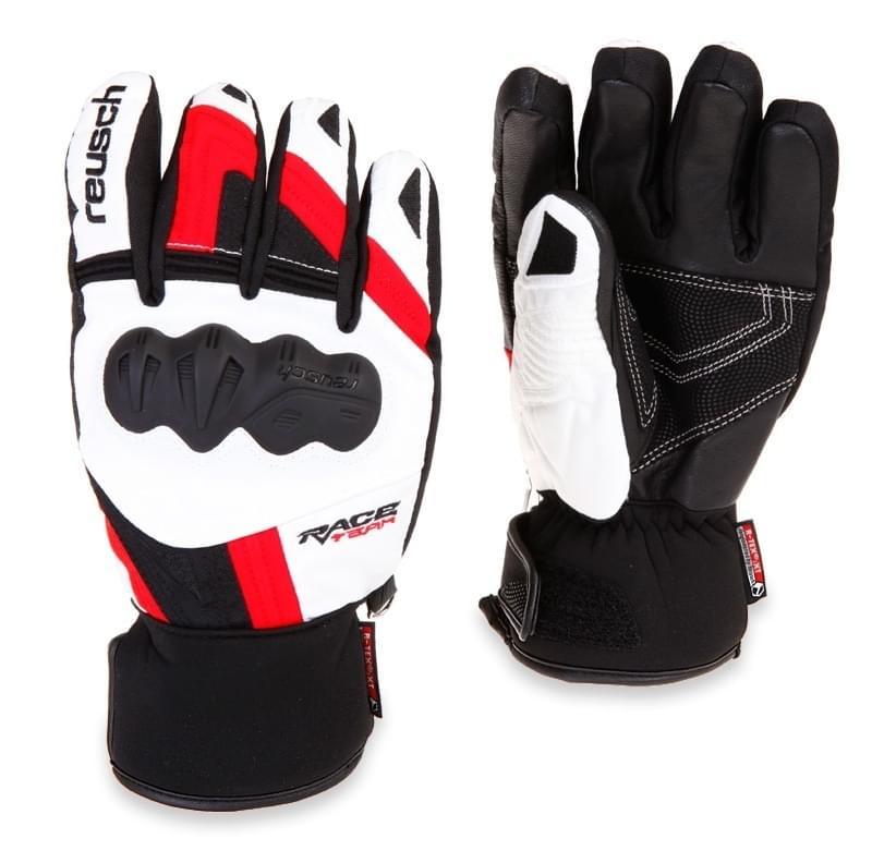 2787a8d3b Lyžařské rukavice Reusch Race-Tec 12 Training R-Tex GS - red/white ...