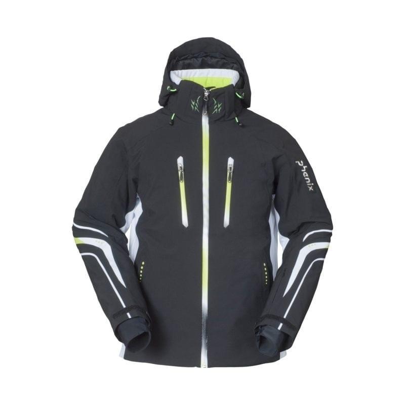 Lyžařský komplet Phenix  bunda Lyse + kalhoty Sogne 11 12 -  černá-zelená zelená 6eef03f746