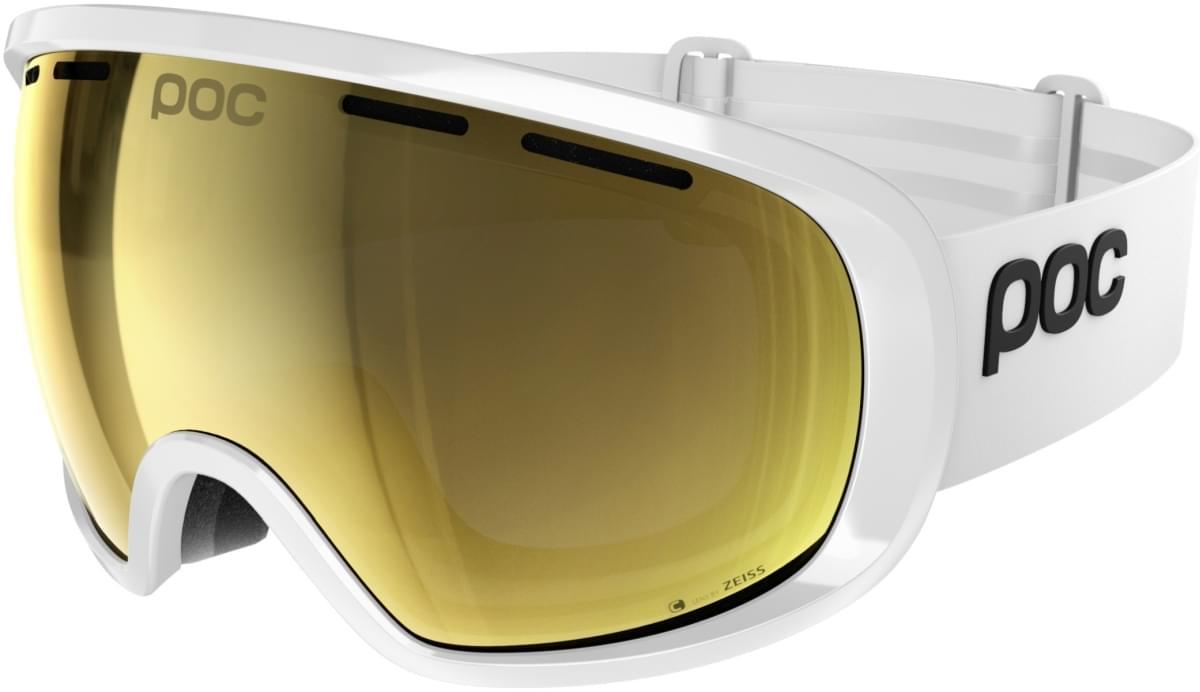 88125681f0f POC Fovea Clarity - hydrogen white spektris gold - Ski a Bike ...