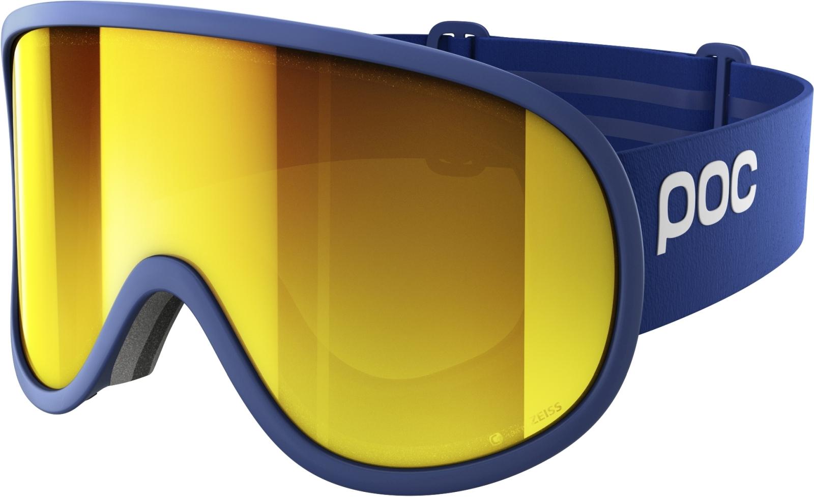 POC Retina Big Clarity - basketane blue/spektris orange uni