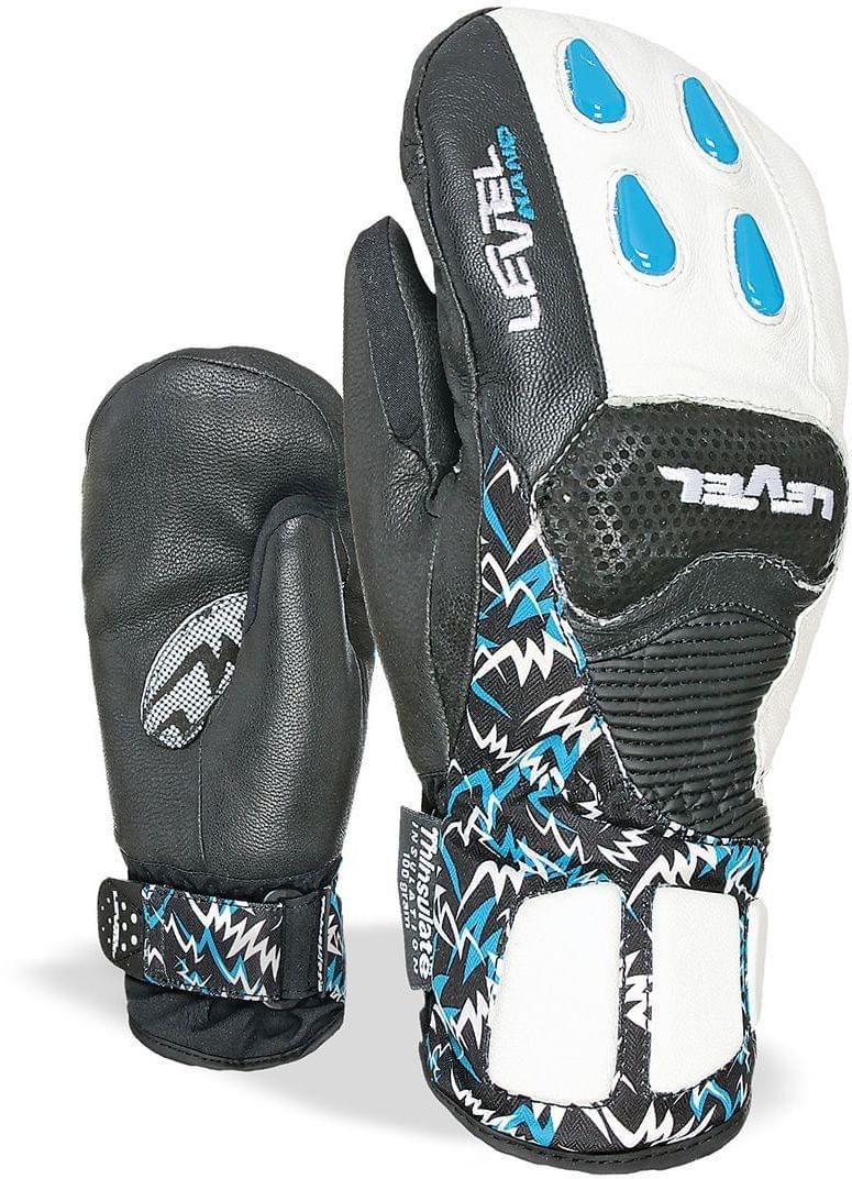Dětské lyžařské rukavice Level Junior s SQ CF Mitt - royal - Ski a ... e68d051f43