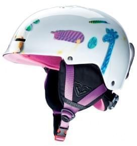 42c1b768238 Dámská lyžařská helma Roxy Avery - snow white - Ski a Bike Centrum ...