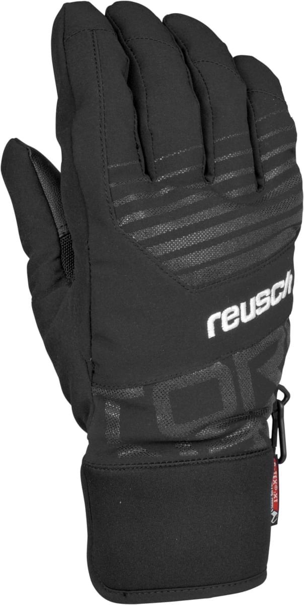 Lyžařské rukavice Reusch Torbenius R - TEX XT - black - Ski a Bike ... 6f16a93323