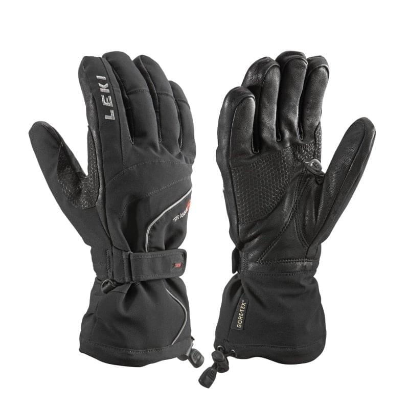 Lyžařské rukavice Leki Core S - black - Ski a Bike Centrum Radotín 6a490f3e72