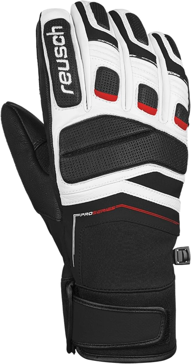 Reusch Profi SL - black white fire red 9 da4db8a281