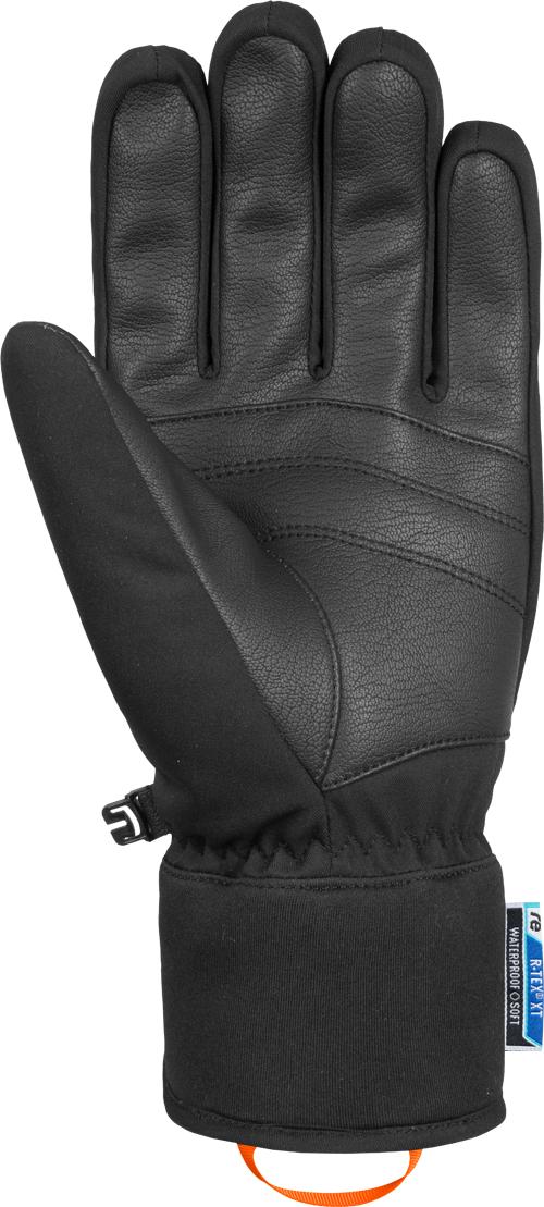 Lyžařské rukavice Reusch Luke R-TEX XT - black white - Ski a Bike ... 71928403f8
