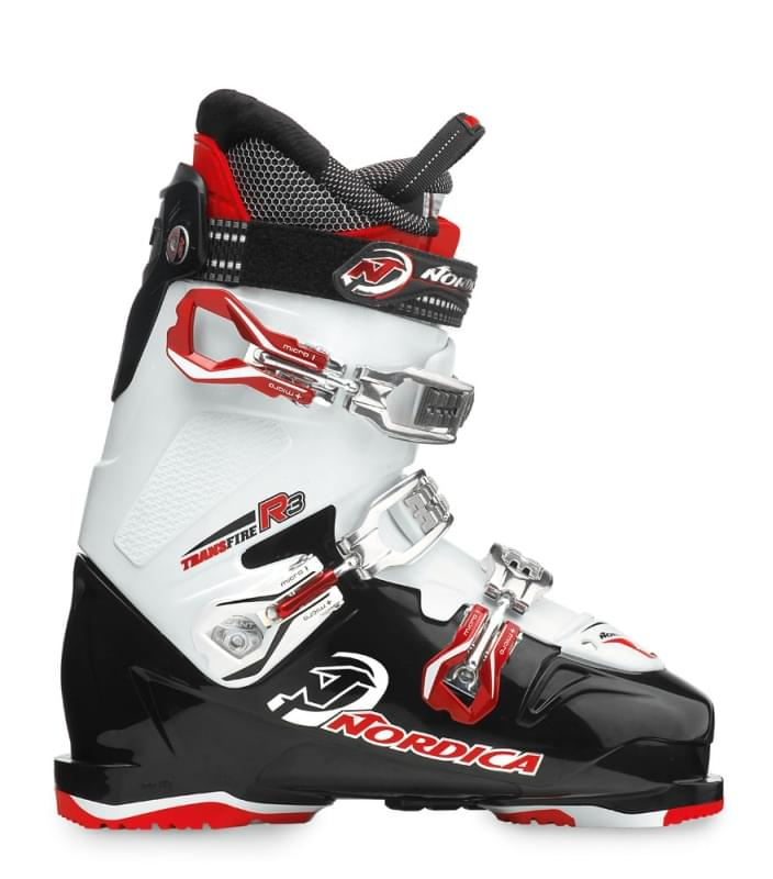 aa8726109a1 Lyžařské boty Nordica Transfire R3 - black white - Ski a Bike ...