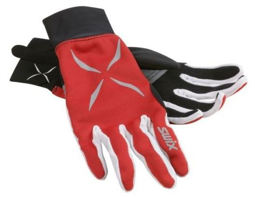 a7e73cab8bd Běžecké rukavice Swix New Race - red - Ski a Bike Centrum Radotín