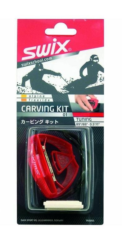 Ostřič hran Swix Carving Kit TA3005 uni