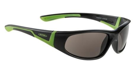 Alpina Flexxy junior - black-green uni