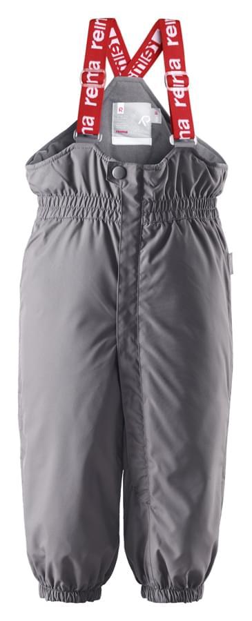 Dětské membránové kalhoty Reima Stockholm - Soft grey 80