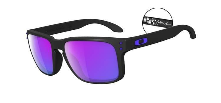 Sluneční brýle Oakley Holbrook - Julian Wilson Signature Series uni