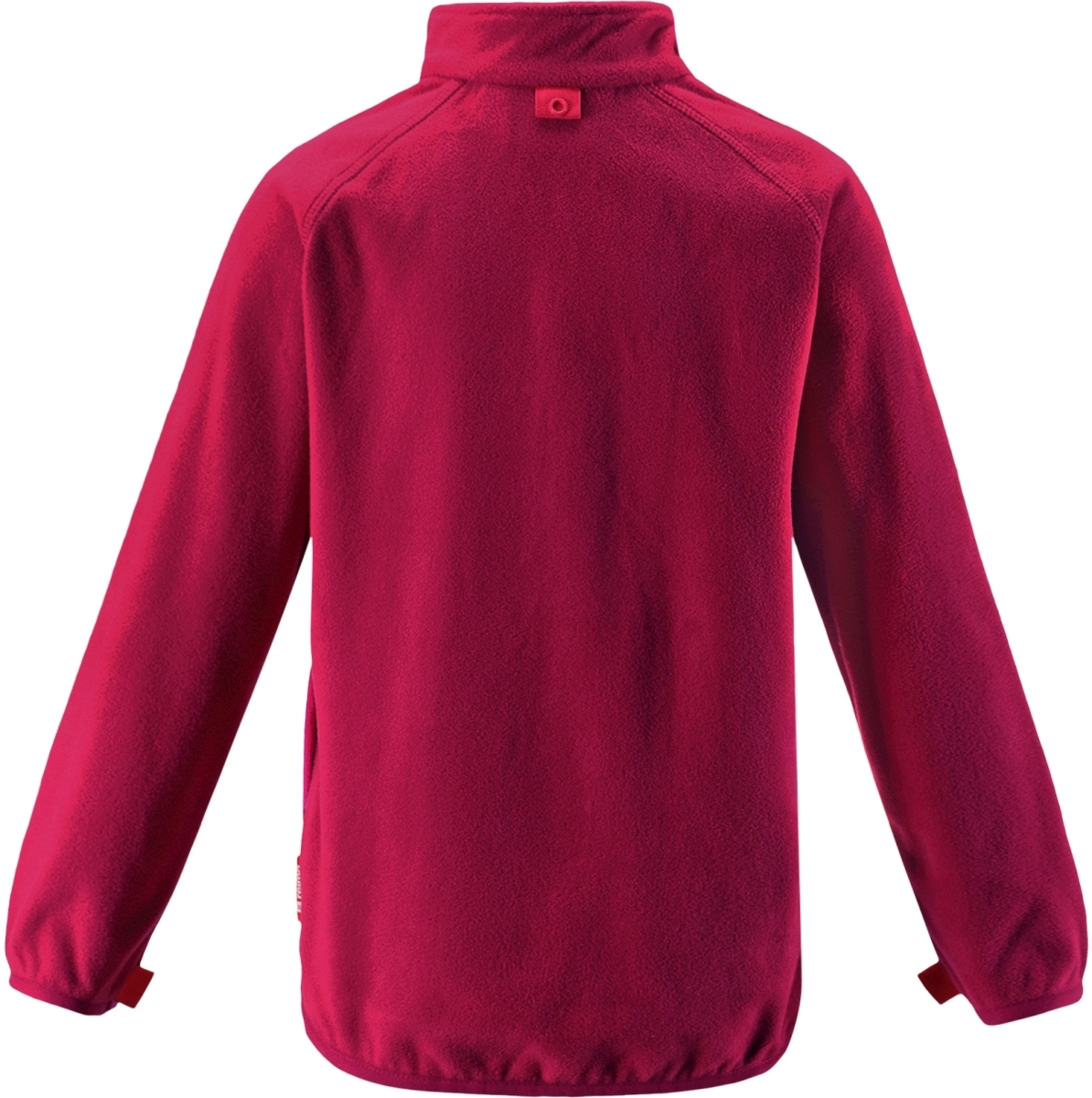 Dětská flísová mikina Reima Inrun - cranberry pink - Ski a Bike ... 7dae2c26317