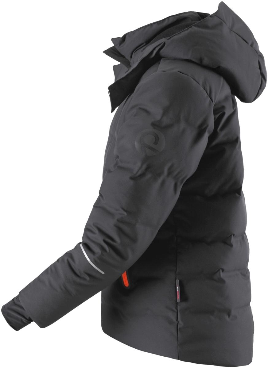 Dětská zimní péřová bunda Reima s membránou Wakeup - black - Ski a ... c7c41d30a6