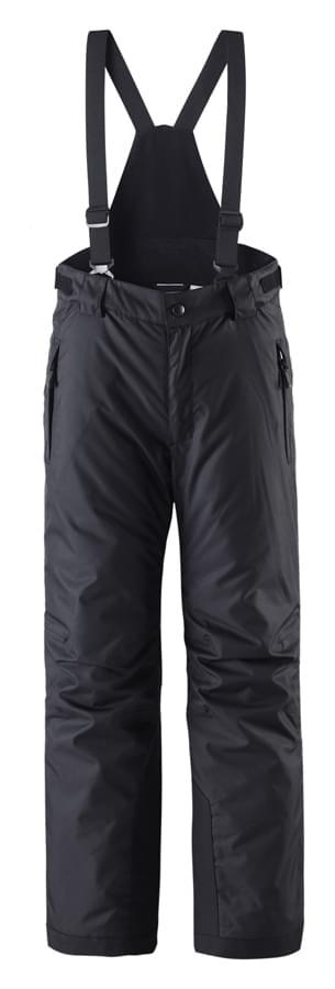 Dětské membránové kalhoty Reima Wingon - Black 92