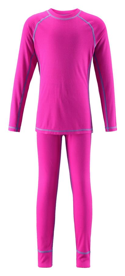 Dětské funkční prádlo Reima Cepheus - Pink 160