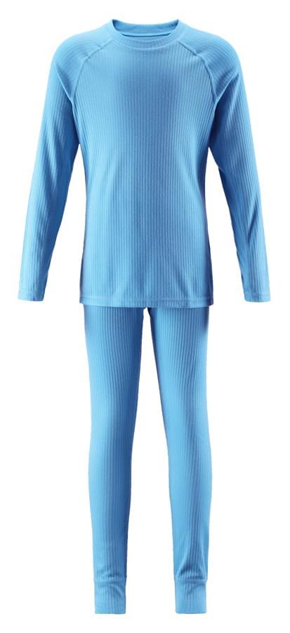 Dětské funkční prádlo Reima Cepheus - Glacier blue 170