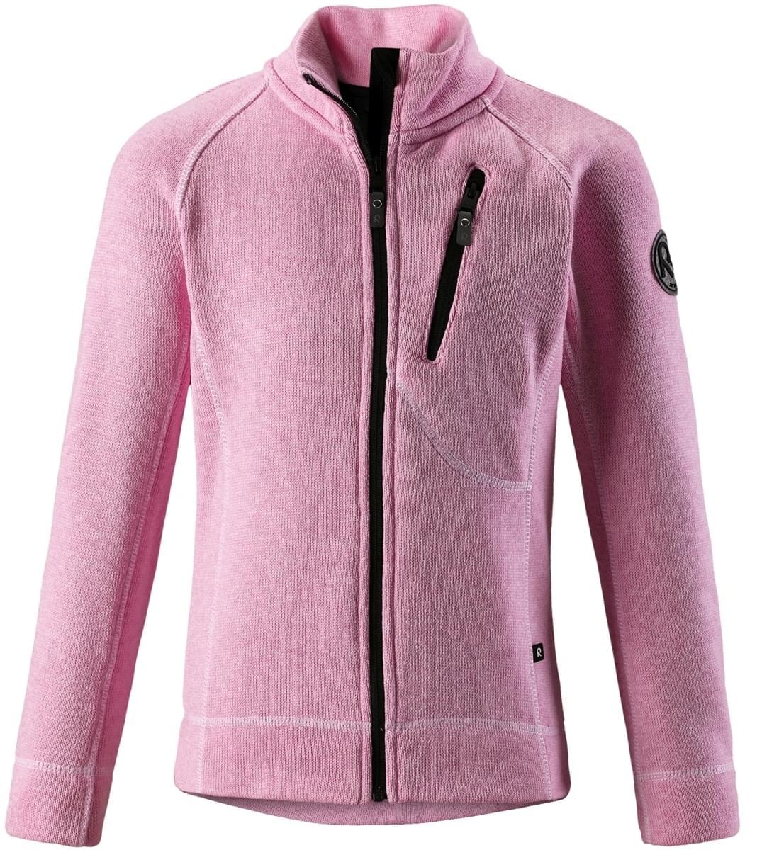 93fd9627991 Dětská fleecová mikina Reima Liina - Candy pink - Ski a Bike Centrum ...