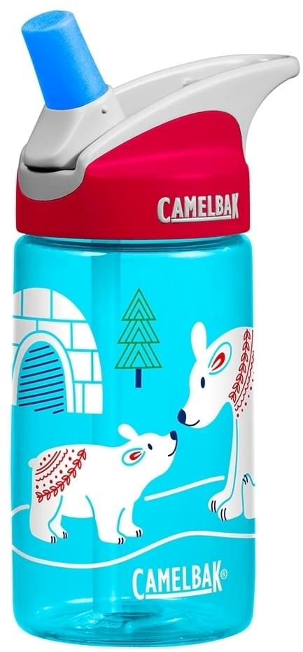 Camelbak Eddy Kids 0,4l - polar bear family uni