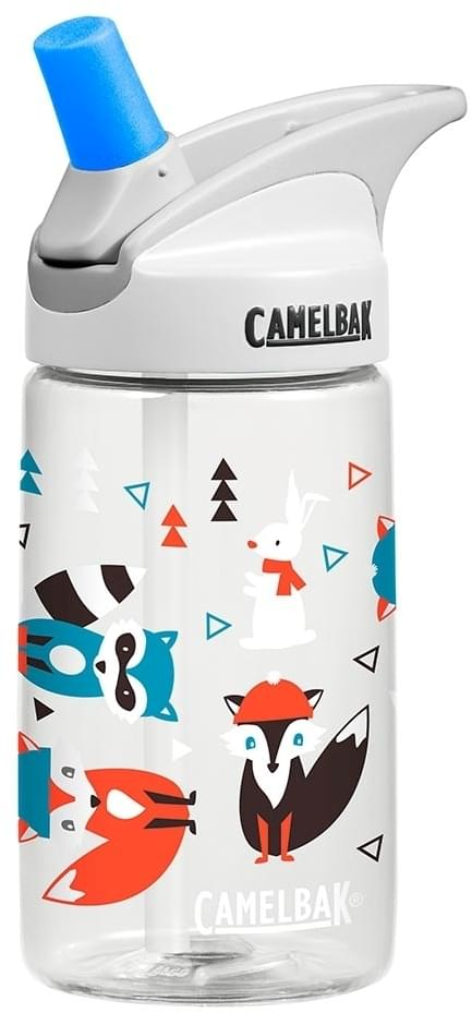 Camelbak Eddy Kids 0,4l - winter woodland uni